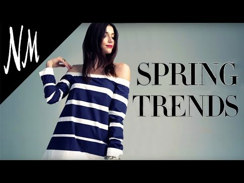 2016 Spring Fashion Trends, Be The First To KnowVIDEO)