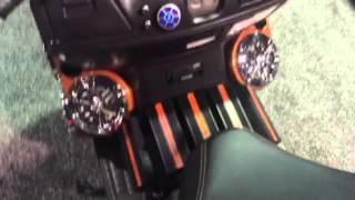 Suzuki Burgman customized