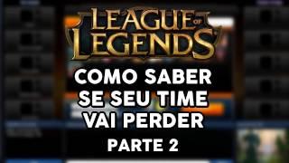 APOIO: Reporta Time: https://www.facebook.com/ReportaTimeBR/?fref=ts Liga do LoL: https://www.facebook.com/LiigaDoLoL Fanáticos por LoL: https://www.facebook...