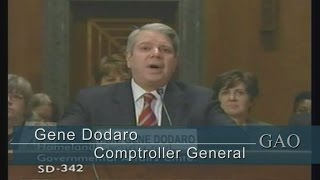 GAO: Comptroller General Testifies to U.S. Senate on GAO's 2015 Duplication Report