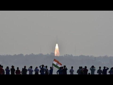 Ινδία: Μαζική εκτόξευση – ρεκόρ 104 δορυφόρων