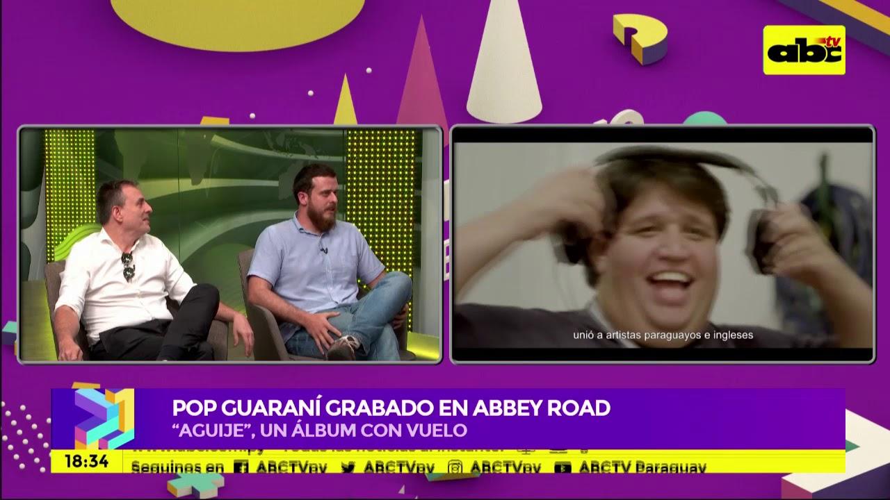 Pop guaraní grabado en Abbey Road