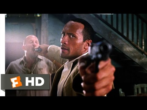 The Rundown (2/10) Movie CLIP - Don't Rock The Boat (2003) HD