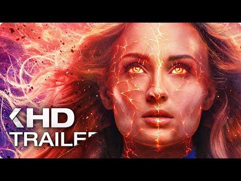 X-MEN: Dark Phoenix All Clips & Trailers (2019)