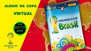 Especial - Copa do Mundo FIFA Brasil 2014Vídeo Sobre o Álbum de Figurinhas Virtual da Copa do Mundo 2014Se você quiser ter o Álbum online acesse: http://pt.stickeralbum.fifa.com