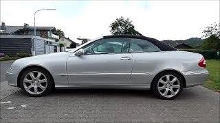 Download Lagu Mercedes CLK 320 Cabrio  --  Fensterheber anlernen Mp3