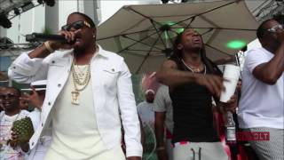 """Puff Daddy Performs """"Mo Money Mo Problems With Ma$e & Lil Wanye In Vegas"""