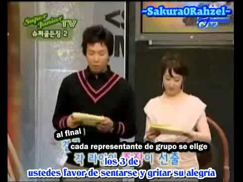 [Sub Español] Super Junior Show Ep 12 Part 2