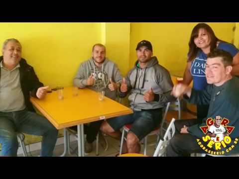 Rafael da Conceição e Amigos no Cafezinho da Tarde com Resenha