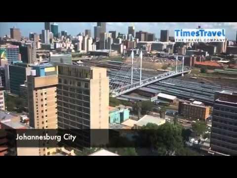 Cheap Flights to Johannesburg Online Booking