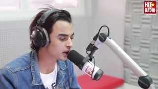 """LIVE DE """"FREE"""" DE SOUFIANE AMAL DANS LE MORNING DE MOMO SUR HIT RADIO - 21/04/14"""