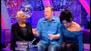 SCD It Takes two - Nicky Byrne clips- 19-10-12