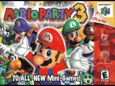 Full Mario Party 3 OST