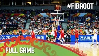 Watch the full game between Serbia and Puerto Rico at the 2016 FIBA Olympic Qualifying Tournament in Serbia. ▻ Subscribe:...