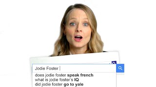Video Jodie Foster Answers the Web's Most Searched Questions | WIRED MP3, 3GP, MP4, WEBM, AVI, FLV Desember 2018