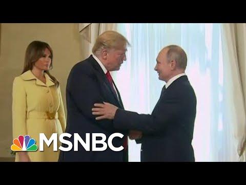 Alarm Rises As President Trump Behavior Aligns With Putin's Fondest Wishes | Rachel Maddow | MSNBC