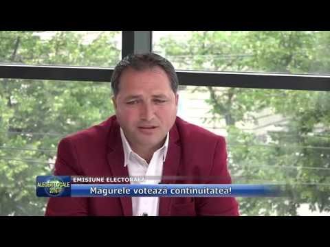 Emisiunea Electorală – 27 mai 2016 – Vasilică Diaconu, PNL Măgurele