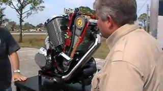 2. Victory Police Motorcycles - Overview of Victory Engine