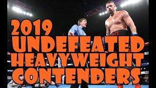 Video UNDEFEATED  Heavy Hitters Of Heavyweight  2019 MP3, 3GP, MP4, WEBM, AVI, FLV Maret 2019