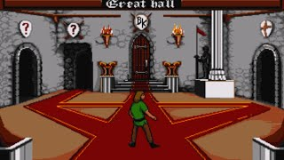 Awful Videogames: Dark Castle Review, EA Games, video games