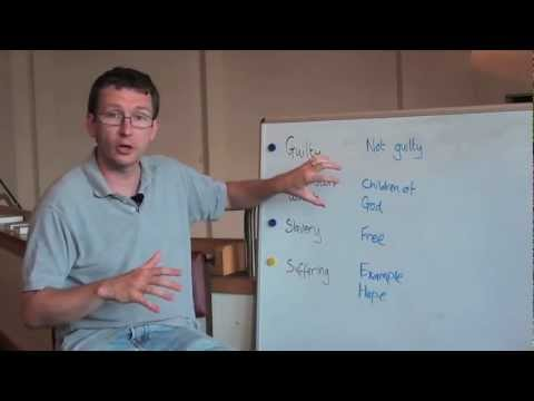 Why did Jesus have to die? – Paul Webber – Faith To Live By?