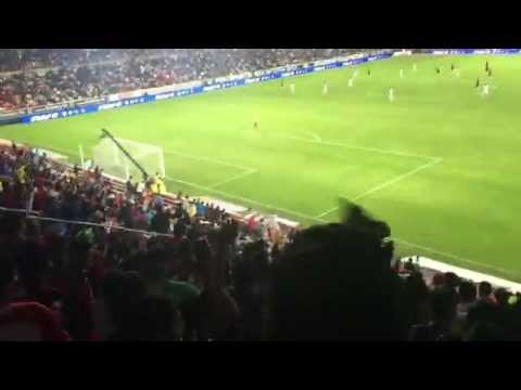 Pachuca vs ATLAS Apertura 2015 - Barra 51 - Atlas