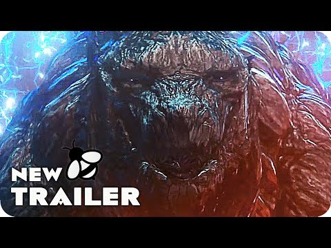 Godzilla: Monster Planet Final Trailer (2018) Godzilla Anime Movie