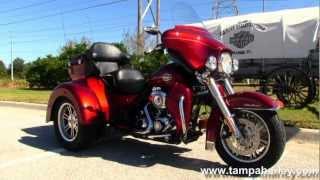 7. Used 2009 Harley-Davidson Trike Tri Glide Ultra Classic FLHTCUTG