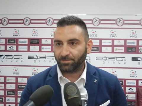 Il Dg Riccioli e l'accordo con il Comune sullo stadio