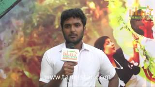 Yuvan at  Kamar Kattu Movie Team Interview