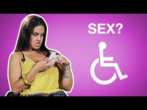 Video Wheelchair Dating Questions You're Too Afraid To Ask download in MP3, 3GP, MP4, WEBM, AVI, FLV January 2017