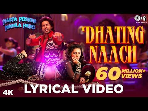 Download Dhating Naach - Bollywood Sing Along - Phata Poster Nikhla Hero - Shahid & Nargis Fakhri HD Mp4 3GP Video and MP3