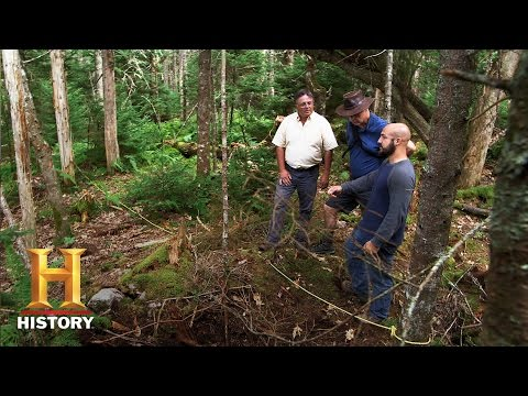 The Curse of Oak Island: A Closer Look at a Potential Stone Marker (S3, E5) | History