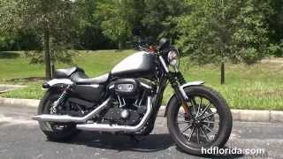 8. Used 2009 Harley Davidson Iron 883 Motorcycles for sale