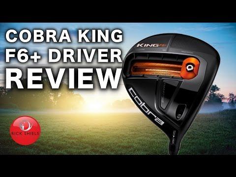 COBRA KING F6+ DRIVER REVIEW