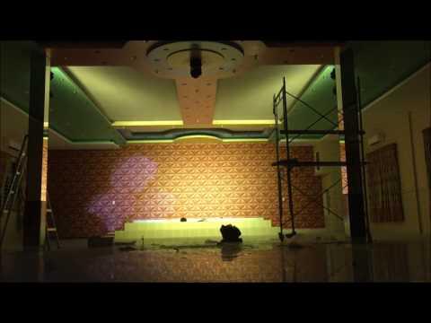 Lắp đặt ánh sáng sân khấu Khách sạn Trung Lương - Tiền Giang