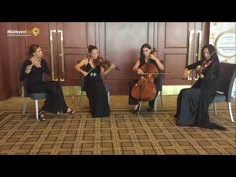 Swiss Otel Quartet Grubumuz muzisyenbul.net