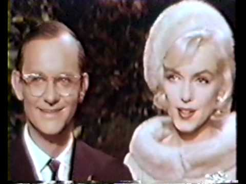 Marilyn Monroe -  Rare, last ever movie scene. SGTG outtake footage