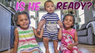 Video A 7-MONTH OLD BABY THAT CAN WALK! HUH? MP3, 3GP, MP4, WEBM, AVI, FLV November 2018