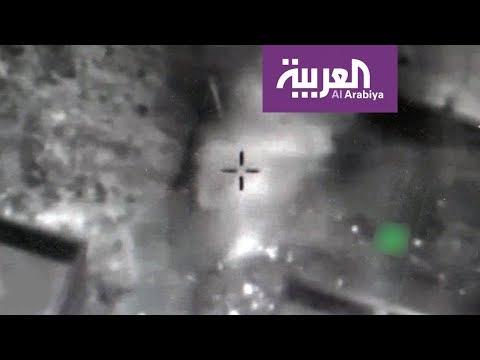 العرب اليوم - شاهد: مقاتلات إسرائيلية تشن غارات في سورية