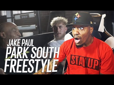 HE 3 FOR 3! |Jake Paul - Park South Freestyle Ft. Mike Tyson (REACTION!!!)