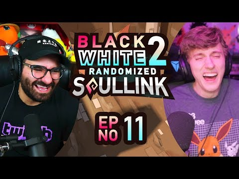 Got the deer in the back | Pokemon Black 2 and White 2 Soul Link Randomized Nuzlocke EP 11