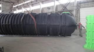 Резервуар для воды 50м3 ModulTank
