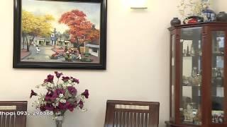 Phong thủy cho tranh ảnh trong nhà