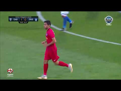 Sabah Baku - Зира 2:1. Видеообзор матча 27.10.2018. Видео голов и опасных моментов игры