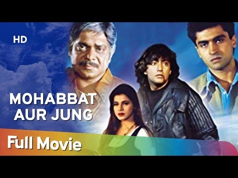 Mohabbat Aur Jung (1998) (hd) Hindi Full Movie - Kamal Sadanah | Deepak Tijori | Mohnish Bahl