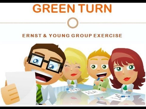 Ernst and Young Group Exercise: EY Assessment Centre Preparation
