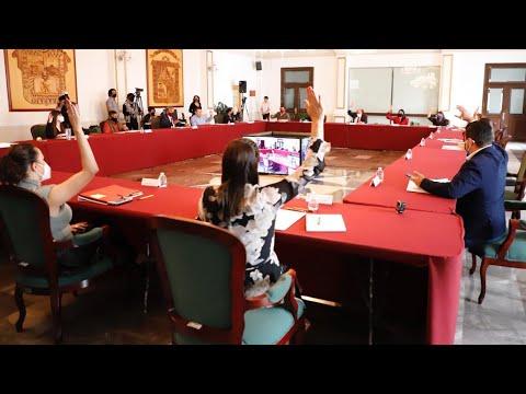 Cabildo H. Ayuntamiento de Tlalnepantla de Baz 09 septiembre 2020
