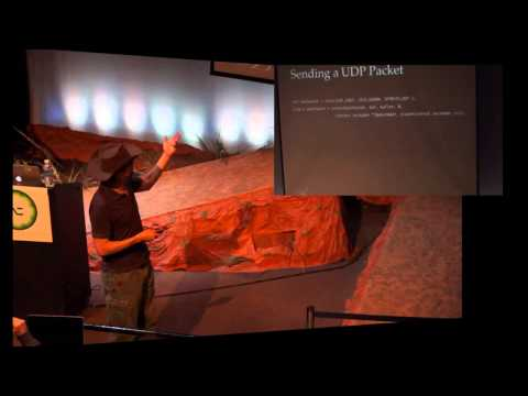 Aaron Hillegass – Networking on the Mac