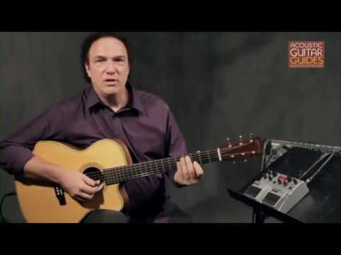 Introduction to Effects from Acoustic Guitar